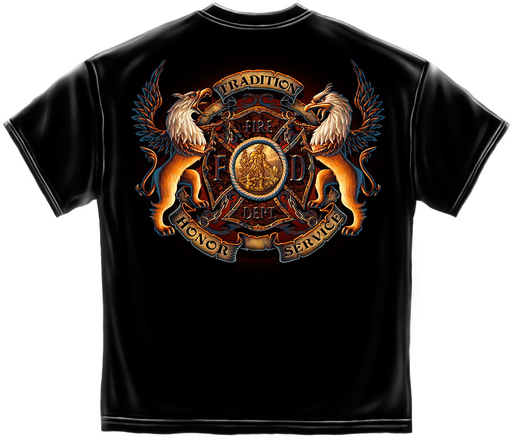 Volunteer Firefighter TShirts 19