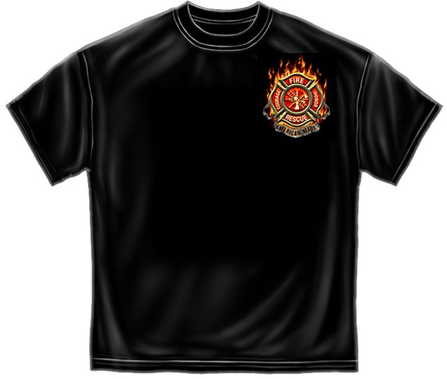 firefighter t shirts