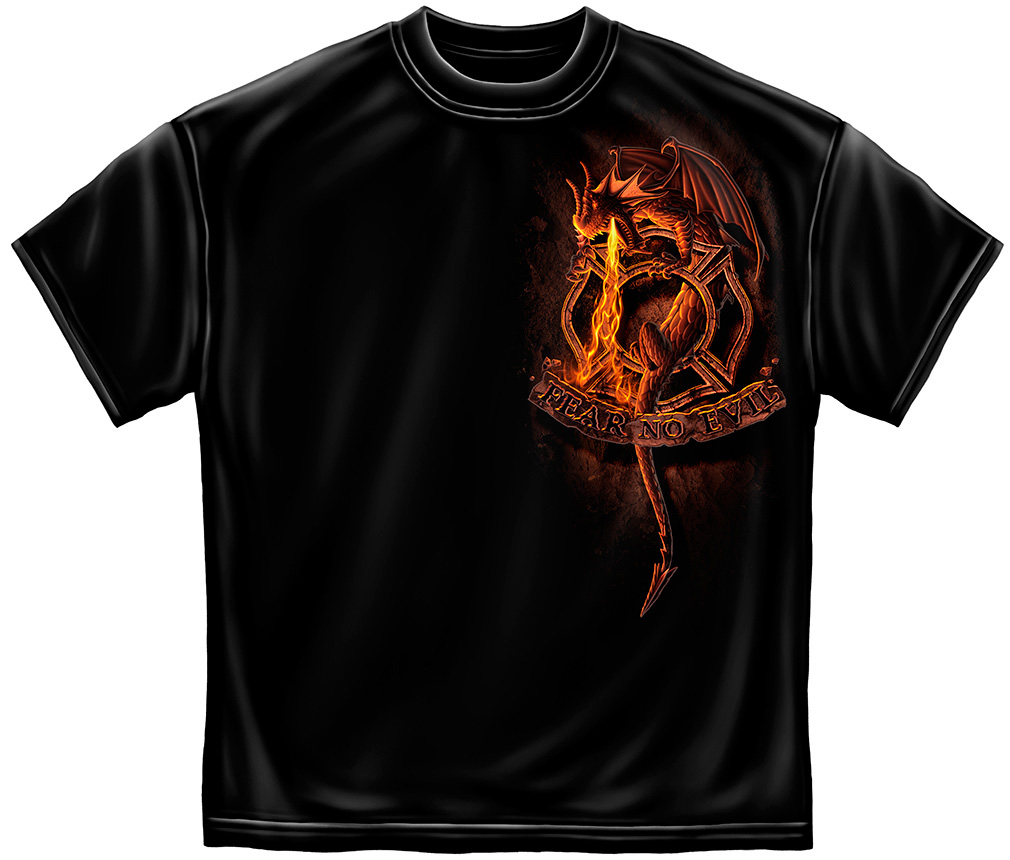 Volunteer Firefighter T Shirts 10
