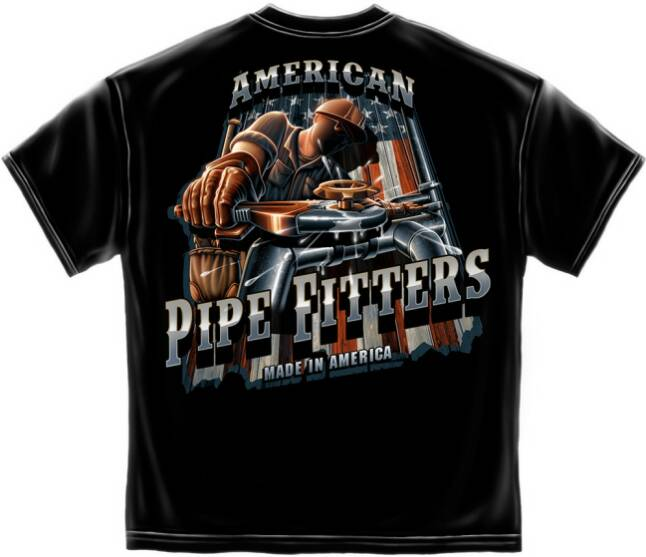Pipe Fitter T Shirt