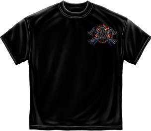 Volunteer Firefighter T Shirts 6