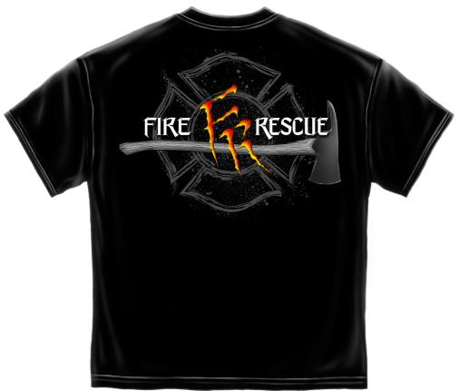 Volunteer Firefighter TShirts 14
