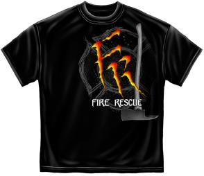 Volunteer Firefighter TShirts 15